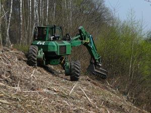 Forestier evl france - Location broyeur forestier ...